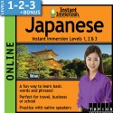 Levels 1-2-3 Japanese - Online Version