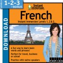 Levels 1-2-3  French - Download Version