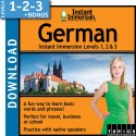 Levels 1-2-3  German - Download Version