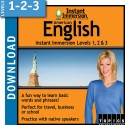 Levels 1-2-3 English- Download Version