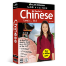 Levels 1-2-3 Mandarin Chinese Software Family Edition
