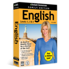 Instant Immersion Levels 1-2-3 Ingles, English Software