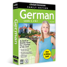 Instant Immersion Levels 1-2-3 German Family Edition