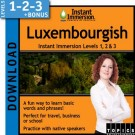Learn Luxembourgish with Levels -1-2-3