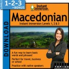 Learn Macedonian with Levels 1-2-3
