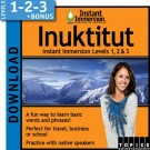 Learn Greenlandic (Inuktitut) with Levels 1-2-3