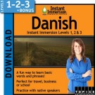 Learn Danish with Levels 1-2-3