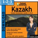 Learn Kazakh with Levels 1-2-3