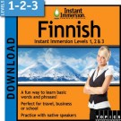 Learn Finnish with Levels 1-2-3