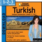 Learn Turkish with Levels 1-2-3