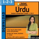 Learn Urdu with Levels 1-2-3