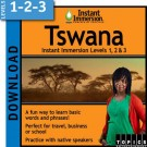 Learn Tswana with Levels 1-2-3