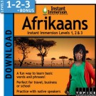 Learn Afrikaans with Levels 1-2-3