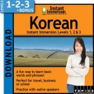 Learn Korean with Levels 1-2-3
