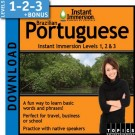 Learn Brazilian Portuguese with Levels 1-2-3