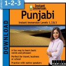 Learn Punjabi with Levels 1-2-3