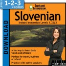 Learn Slovenian with Levels 1-2-3