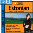 Learn Estonian with Levels 1-2-3