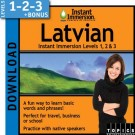 Learn Latvian with Levels 1-2-3