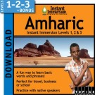 Learn Amharic with Levels 1-2-3