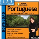 Learn Portuguese with Levels 1-2-3