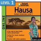Learn to speak Hausa with this online class.