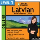 Learn to speak Latvian with this Online Version.