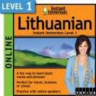 Learn to speak Lithuanian with this Online Version.