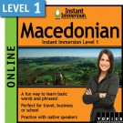 Learn to speak Macedonian with this Online Version.