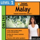 Learn to speak Malay with this Online Version.