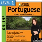 Learn to speak Portuguese with this online class.