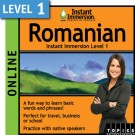 Learn to speak Romanian with this Online Version.