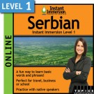 Learn to speak Serbian with this Online Version.