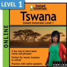 Learn to speak Tswana with this Online Version.
