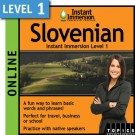 Learn to speak Slovenian with this Online Version.