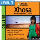 Learn to speak Xhosa with this Online Version.