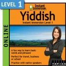 Learn to speak Yiddish with this Online Version.