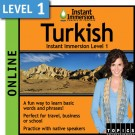 Learn to speak Turkish with this Online Version.