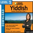Learn Yiddish