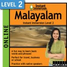 Speak intermediate Malayalam with this subscription product
