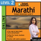 Speak intermediate Marathi with this subscription product