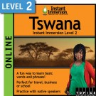 Speak intermediate Setswana with this subscription product