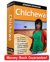 Instant Immersion's Chichewa course is the best way to learn Chichewa