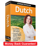 Instant Immersion's Dutch course is the best way to learn Dutch