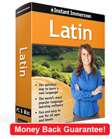 Instant Immersion's Latin course is the best way to learn Latin