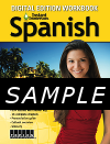 Instant Immersion Spanish Workbook