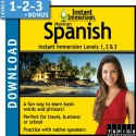Levels 1-2-3 Latin America Spanish - Download Version
