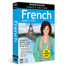 Instant Immersion Levels 1-2-3 French Software
