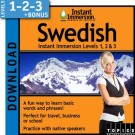 Learn Swedish with Levels 1-2-3