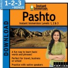 Learn Pashto  with Levels 1-2-3